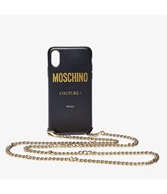 Moschino Phone Case on a Chain