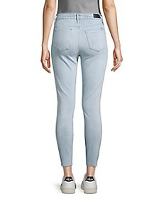 RtA Stretch Cropped Jeans