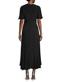 French Connection Emina Belted Dress