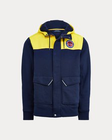 Ralph Lauren Fleece Hybrid Jacket