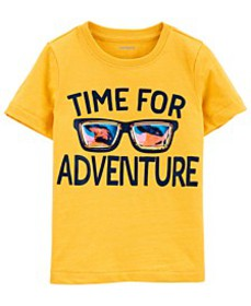 Toddler Boys Time For Adventure T-Shirt