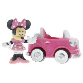 Fisher-Price Mickey Mouse Clubhouse Minnie's & Car