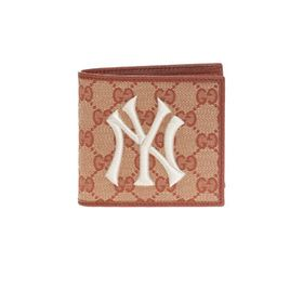 GucciBrown New York Yankees Patch Original GG Coin