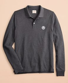 Brooks Brothers Year of the Rat Long-Sleeve Polo