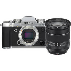 FUJIFILM X-T3 Mirrorless Digital Camera with 16-80