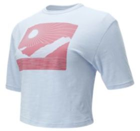 New balance Women's Evolve Graphic Tee