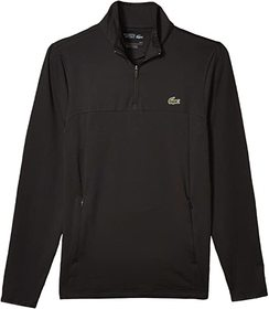 Lacoste Long Sleeve 1/4 Zip Midlayer