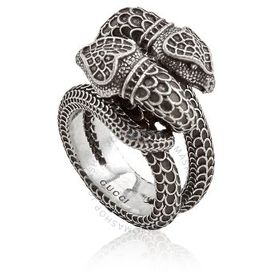 GucciDouble Snake Ring