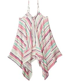 Jessica Simpson Sunset Bay Lace Front Cover-Up