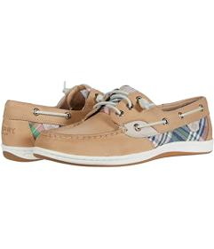Sperry Songfish Washed Plaid