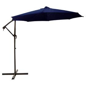 Northlight Seasonal 10ft. Offset Outdoor Patio Umb