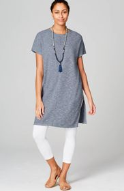 Pure Jill Easy Sweater Tunic