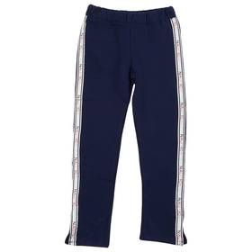 Girls (7-16) Nautica Supersoft Pants with Logo Tap