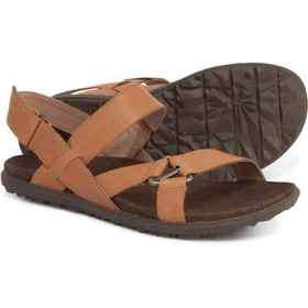 Merrell Around Town Chey Back-Strap Sandals - Leat