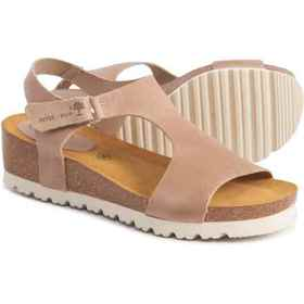 INTERBIOS Made in Spain Footbed Sandals (For Women