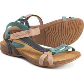INTERBIOS Made in Spain Strappy Sandals - Leather