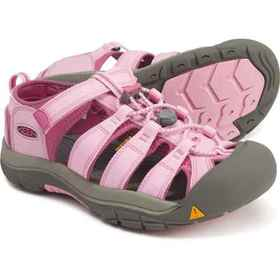 Keen Newport H2 Sandals (For Kids) in Lilac Chiffo