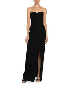 Givenchy Graine de Poudre Strapless Bustier Fitted