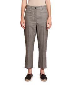 Loewe Cotton Fisherman Trousers
