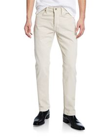 TOM FORD Men's 12 Waves Washed Corduroy Pants