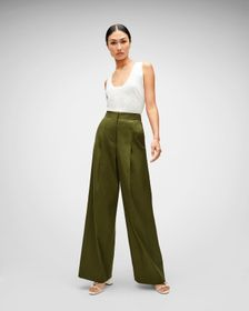 7 For All Mankind High Waist Super Flare Trouser i