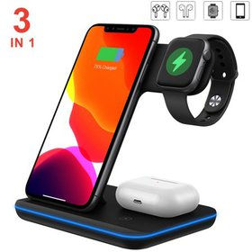 3 In 1 Wireless Charger Wireless Charging Station