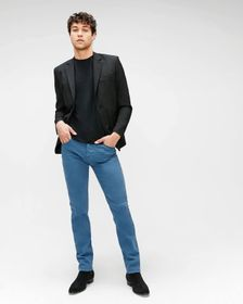 7 For All Mankind Paxtyn Skinny in Slate
