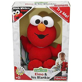Elmo and his Blankie, Sesame Street Elmo and His B