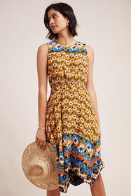 Anthropologie Imogen Mini Dress