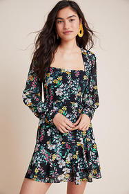 Anthropologie Yumi Kim Eden Mini Dress
