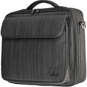 CamCase CC5 Mirrorless Camera Case (Platinum Strip