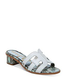 Sam Edelman - Women's Illie Slip On Sandals