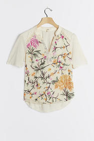 Anthropologie Eliana Top