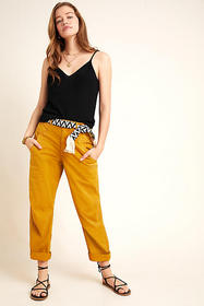 Anthropologie Piper Utility Pants