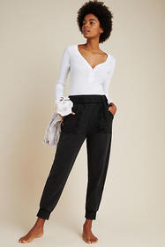 Anthropologie Sydney Waisted Joggers