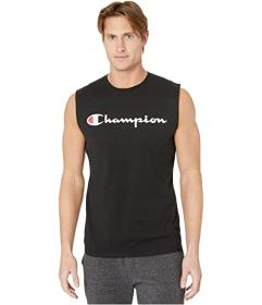 Champion Classic Jersey Graphic Muscle Tee
