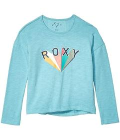 Roxy Kids Only Time Long Sleeve Tee (Little Kids\u