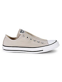 Converse Women's All Star Laceless Sneakers TAN