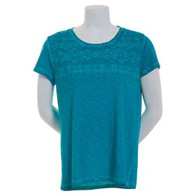 Womens Architect® Short Sleeve Embroidered Tee