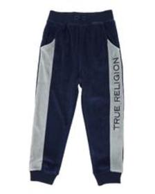 True Religion velour sweatpants (4-7)