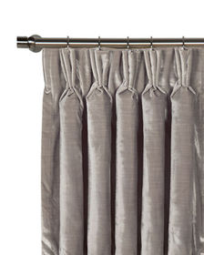 Eastern Accents Winchester Pinch Pleat Curtain Pan