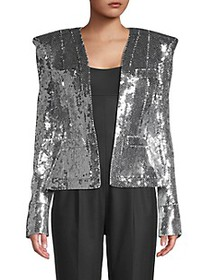 Balmain Sequins Jacket
