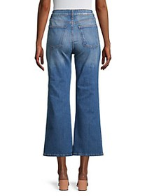 Current/Elliott The Femme Kick Flare Jeans