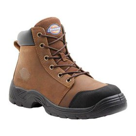 "Dickies 6"" Wrecker Boot Steel Toe Boot (Men's)"
