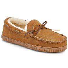 EMS Men's Denali Moc Slippers, Chestnut