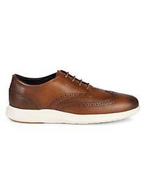 Cole Haan Wingtip Leather Sneakers