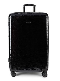"""Rebecca Minkoff 28"""" Expandable Spinner Suitcase"""