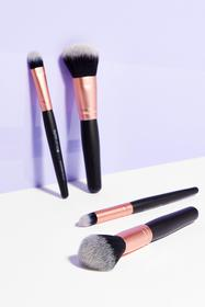 Nasty Gal Black Just Glow With It 4-Pc Mini Makeup