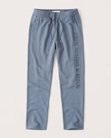 Logo Sweatpants, BLUE
