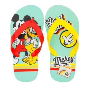 Disney Mickey Mouse Flip Flops for Kids